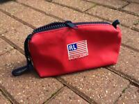 Retro Ralph Lauren Polo Sport zip bag