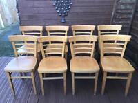 Cafe Style Chairs - Fameg S.A. Radomsko