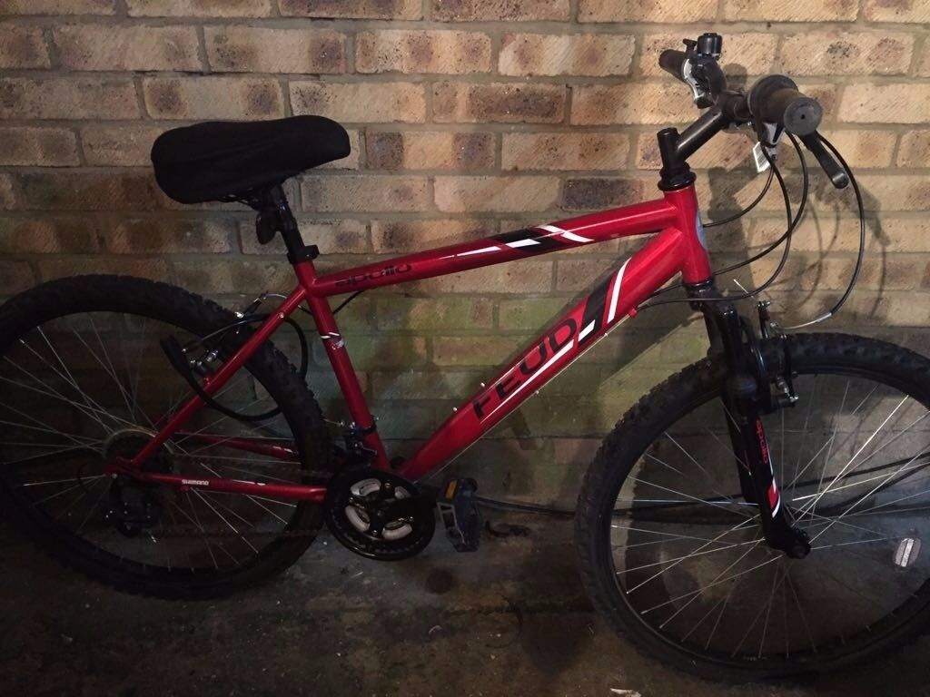 Bike for saleGreat Condition.with Helmet + Security Gear