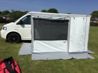Fiamma 260 privacy room awning