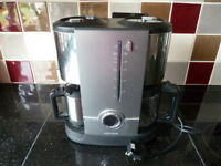 Morphy Richards 12 cup coffee maker
