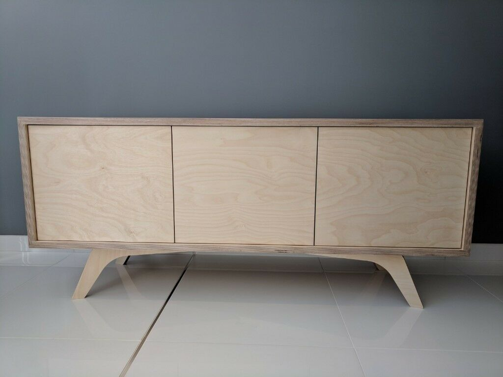 Ikea Birch Credenza : Credenza solid birch plywood in eastleigh hampshire gumtree