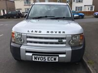 LAND ROVER DISCOVERY 3 TDV 6