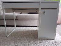 Ikea Micke desk white