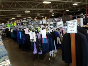 Clothing Liquidation!