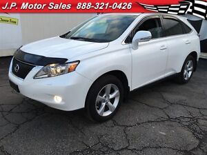 2011 Lexus RX 350 Automatic, Leather, Heated Seats, AWD