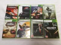 Xbox 360 Job Lot of games.