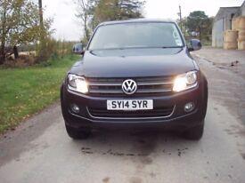 Volkswagen Amarok 180 highline