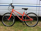 "RETRO  24"" WHEELED MOUNTAIN BIKE GOOD CLEAN COND FULLY SERVICED AND SAFETY CHECKED"