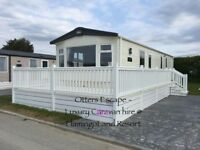 Brand New Luxury Platinum Grade 3 bed Caravan @ FlamingoLand Resort, Yorkshire
