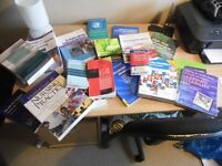 Medical Books Nursing Learning Disabilities x 16 various £40 the lot