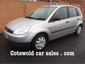 2004 Ford Fiesta lx 1.4 5 door 12 service stamps!! fsh cam Belt done excellent car!!