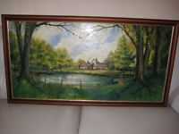 oil painting for sale signed by artist