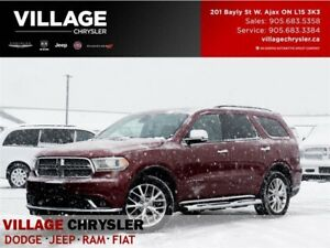 2014 Dodge Durango Citadel|NAV|DVDS|TOW|SAFETY TECH|SUNROOF