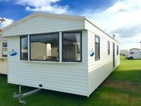 STATIC CARAVAN FOR SALE NEAR NEWCASTLE, NOT CRIMDON DENE, ONLY £2700 DEPOSIT AND £350 PER MONTH