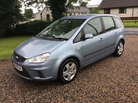 2007 FORD FOCUS C-MAX 1.6 STYLE -- FACELIFT MODEL --