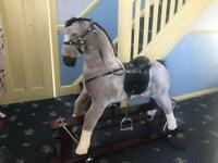 Immaculate condition classic Rocking Horse