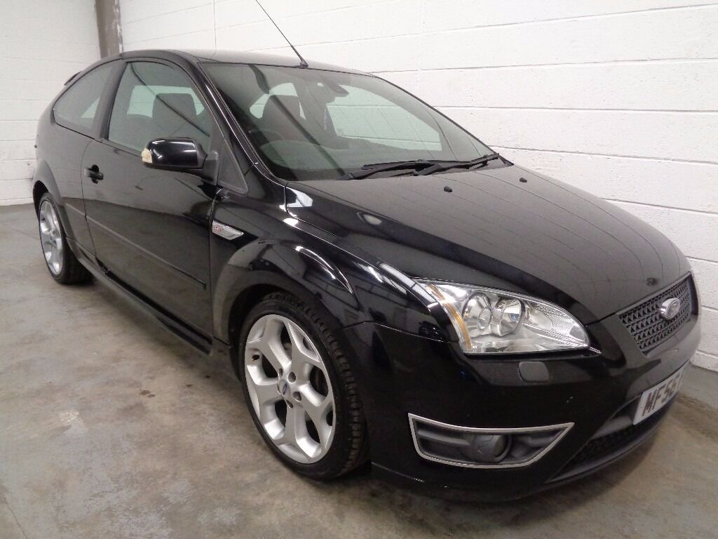 ford focus st2 2006 56 low miles long mot history finance. Black Bedroom Furniture Sets. Home Design Ideas