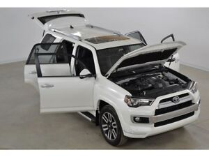 2018 Toyota 4Runner LTD, CUIR, TOIT, MAG, NAVIGATION