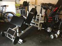 Klarfit multi-gym workout bench
