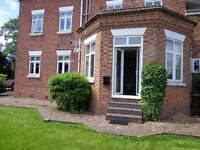 Flat to let outside Bewdley, Worc's, spacious, 1 double bedroom.