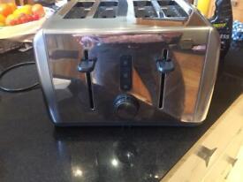 Breville 4 Slice Toaster - Model number VTT742