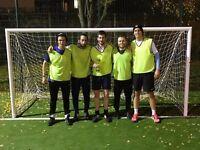 New 5-a-side football season starting at Brixton MLC