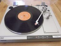 SONY PS-LX33 fully automatic 33/45rpm hi-fi stereo turntable with XL-150 moving magnet cartridge