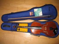 Antonius Stradivarius Cremonensis Faciebat Anno 1721 Violin