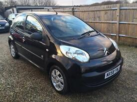 CITROEN C1 1.0 5DR 2009 IDEAL FIRST CAR CHEAP INSURANCE AND ONLY £20 road tax a year