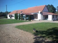 Two properties in one for sale in Sarthe, France