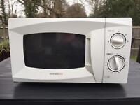 Daewoo 700w microwave
