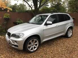 Bmw X5 3.0 30d Sport Edition xDrive(Left Hand Drive)M-Sport Bodystyling/Auto/SatNav/Tv/1 Owner [LHD]