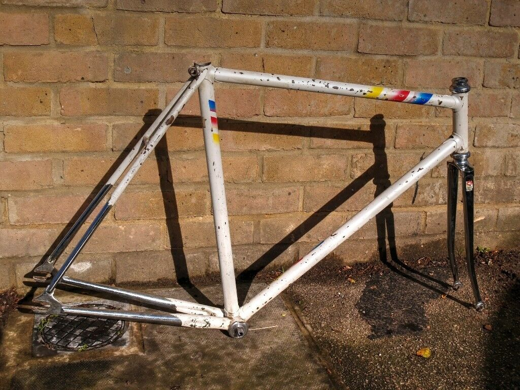 Vintage Columbus Track Frame Campagnolo Dropouts 53cm | in Tooting ...