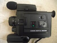 CHINON 20 PXL DIRECT SOUND VIDEO CAMERA