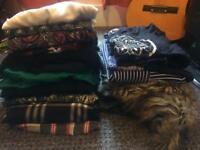 Bundle women's clothes size 8/10/12