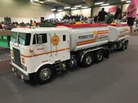 Tamiya Globe Liner Shell Truck