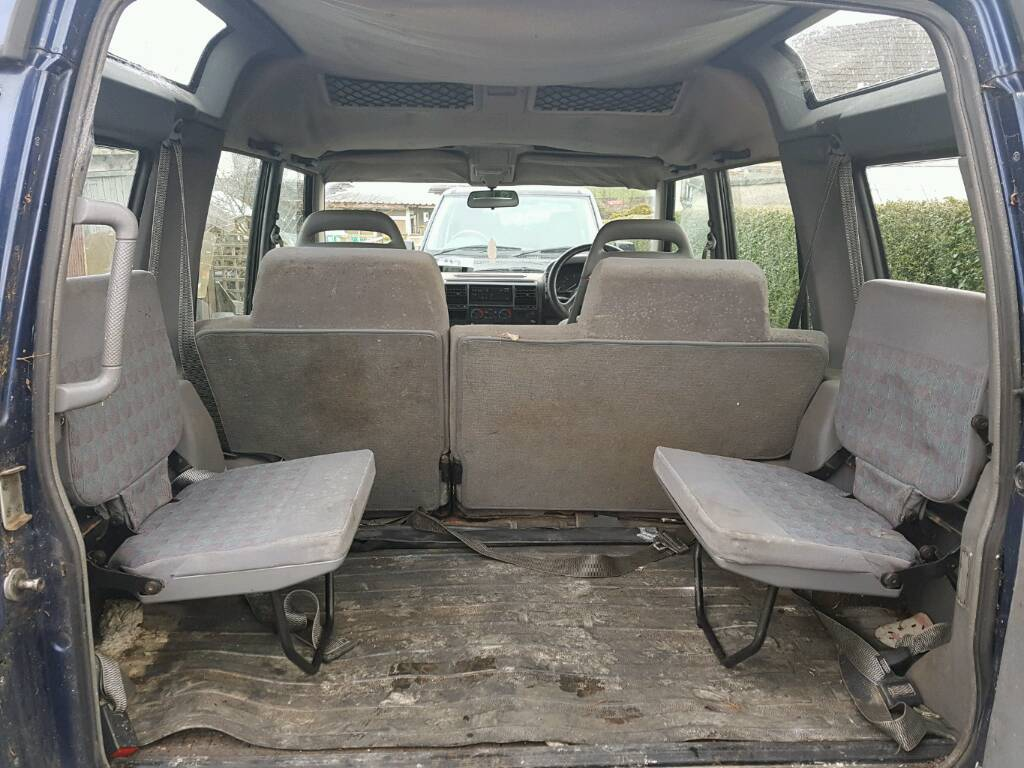 land rover discovery 1 boot seats in lisburn county. Black Bedroom Furniture Sets. Home Design Ideas