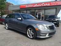 2012 Mercedes-Benz E350W4M E350  AMG Wagon  4-matic