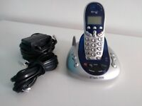 BT Lyric 2500 - DECT Cordless Telephone With Answering Machine