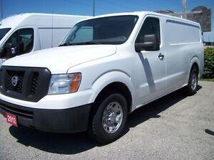 2012 Nissan NV 3500 Cargo Van