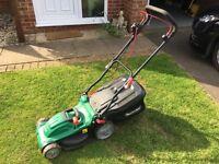 Qualcast 1400 lawn mower