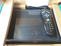 Sky+ HD Box - 2TB + Remote Control and Power
