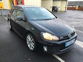 GOLF GTD - FULL SERVICE - LEATHER - 2 OWNERS FROM NEW