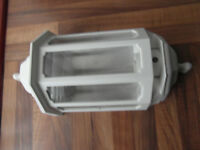 Half Lantern outside light