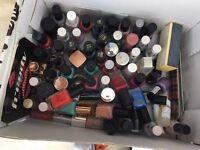 Nail varnish collection