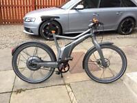 Smart electric bike by mercedes