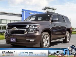 2015 Chevrolet Tahoe LTZ SAFETY AND RECONDITIONED