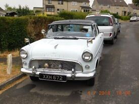 Vintage Ford Consul DeLux 1959 XXH 672