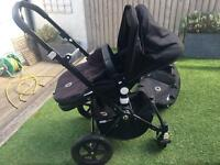 Bugaboo chameleon with accessories
